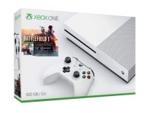 XBOX ONE Slim 500Gb + Battlefield 1