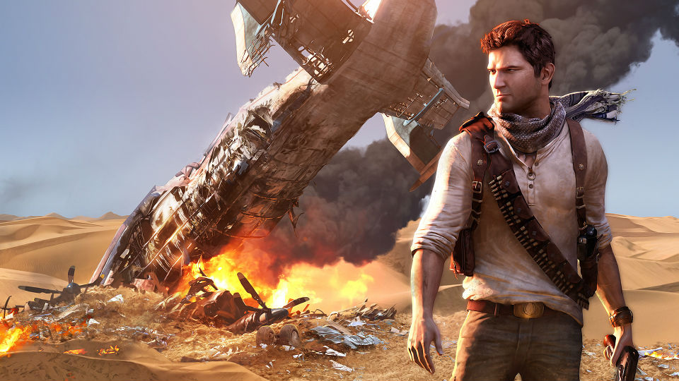 Uncharted: Nathan Drake Collection