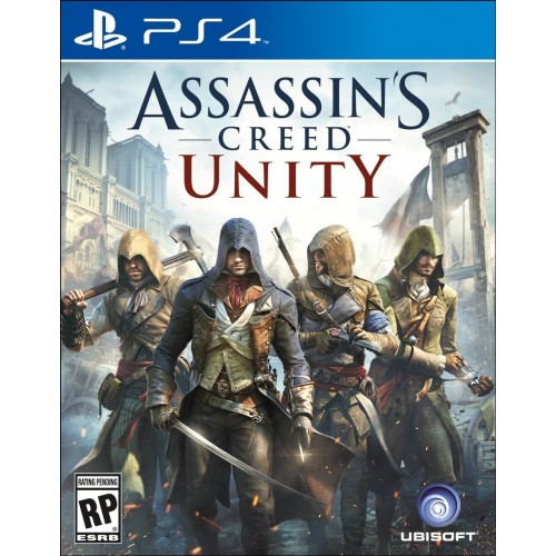 Assassins Creed Unity (русская версия)