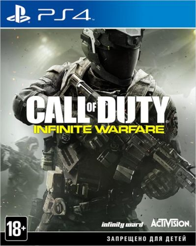 Call of Duty Infinite Warfare (русская версия)