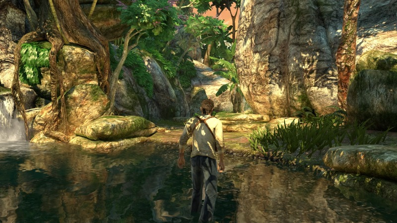 Uncharted: Nathan Drake Collection (русская версия)